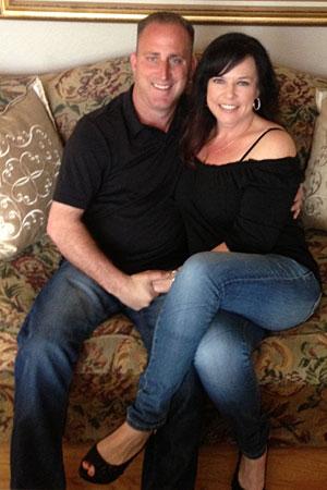 Philip Cunha, Dana Noyes engaged in April at Lodi Lake