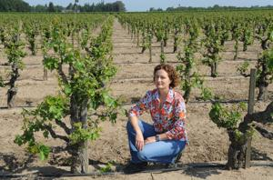 Winemaker Heather Pyle-Lucas