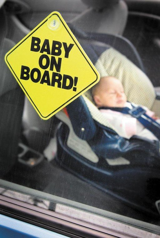 Don't make the biggest carseat mistake
