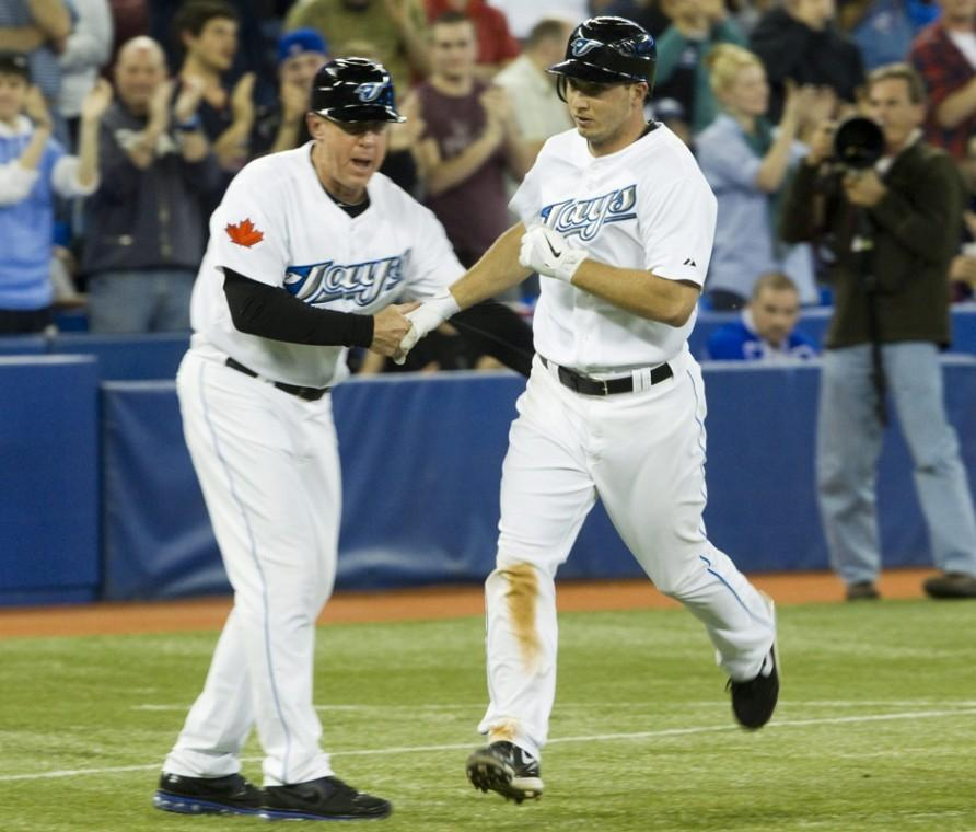 Lodi's David Cooper hits first homer, drives in winning run for Toronto Blue Jays