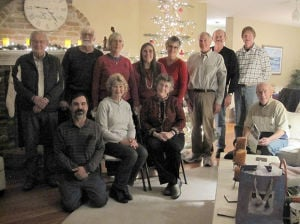Lodi Lake nature area docents celebrate Christmas