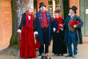 Sights and sounds of Christmas begin at the Sonora Parade