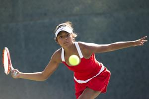 Lodi tops Tracy in girls tennis