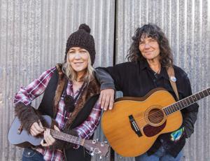 Chris Webster and Nina Gerber bring musical magic to Murphys
