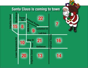 Santa Claus is coming to Lodi!