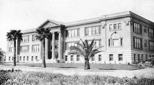 Lodi Union High School cornerstone laid 100 years ago