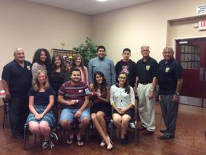 Lodi Mexican American Lions Club charters LEO's Lions Club