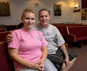 Saul and Crystal Smoak head to college to train for Salvation Army lieutenants