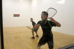 Racquetball enthusiasts compete at Lodi Summer Sizzler tournament