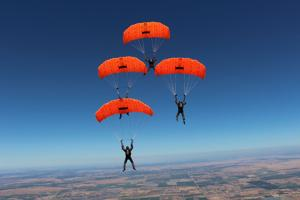 Lodi skydivers see great success at national contest