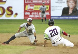 Complete game helps Crushers end skid