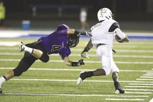 High school football: Tokay rolls to victory over Chavez