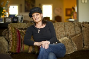 Five local women battle breast cancer while they participate in a clinical trial