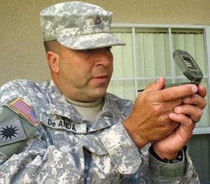 Lodi man helps win Army National Guard contest