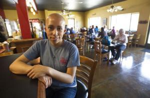 A second chance at life for Kari Salinas