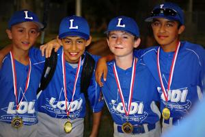 Lodi 11s win thriller on Alejandro Avila's double