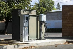 Lodi electric vehicle charging stations to remain free