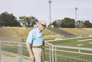 Lodi's Jack Fiori to be recognized for decade of Grape Bowl dedication
