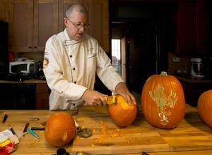 An easy path to a perfectly carved pumpkin