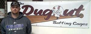Stone's Dugout Baseball and Softball Academy offers major league instruction