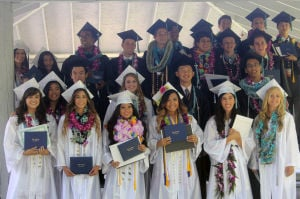 Lodi Academy graduates make a grand exit from high school