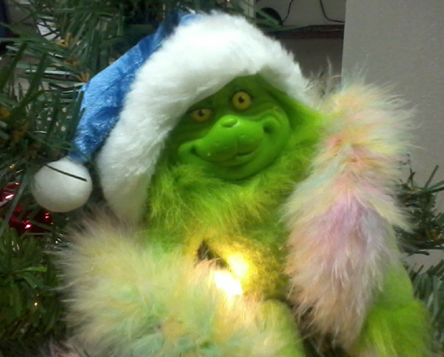 Grinchy fabulosity