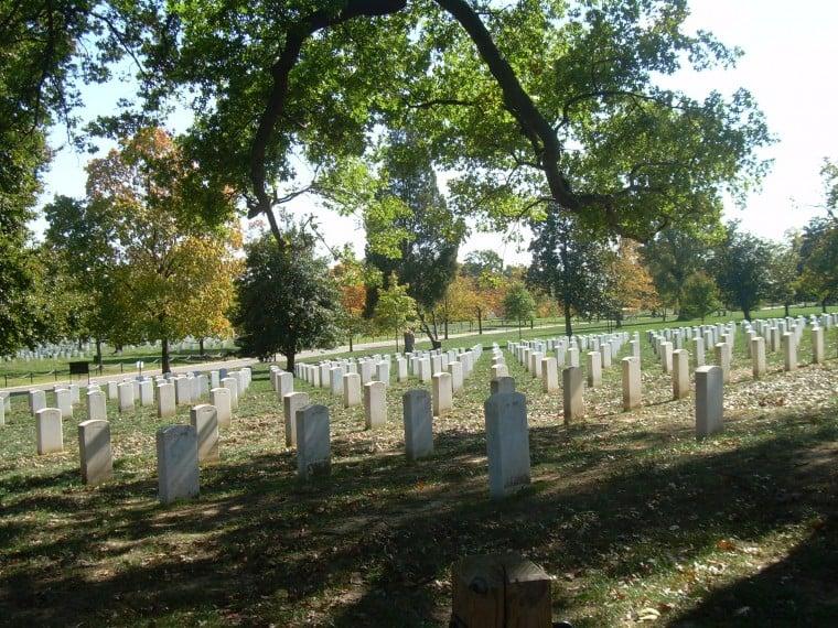 Arlington National Cemetary, Washington D.C.