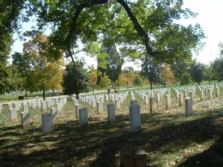 Arlington National Cemetary, Washington D.C.