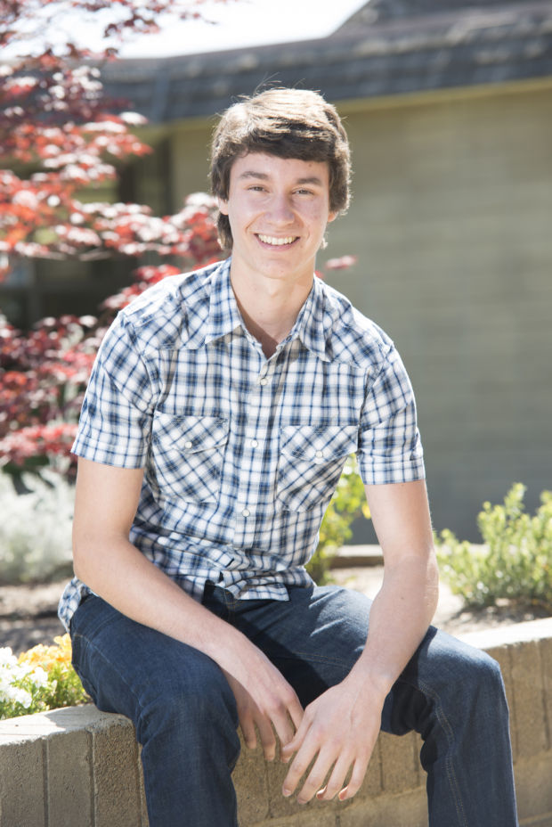 Hard work earns Jeremy Brown top student honors at Lodi Academy