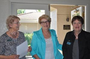 AAUW awards member as Named Gift Honoree