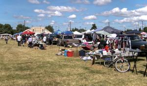 Stockton couple opens Friday Flea Market at Lodi Grape Festival Grounds