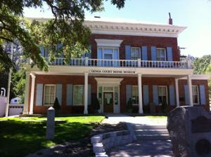 Visit Genoa, Nev., for some relaxation and history