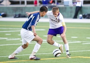 Tokay tie is terrific in varsity boys soccer