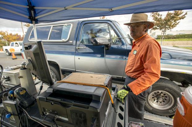 Vehicles randomly chosen for emissions testing in Lodi