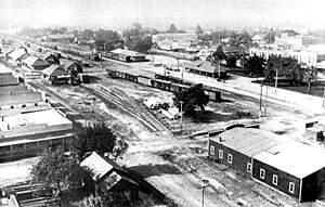 Tracking down Lodi's railroad history