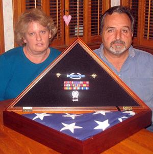 Greg and Lori Coumas recall their fallen son, Kyle