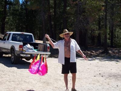 Kite Guy on the Beach