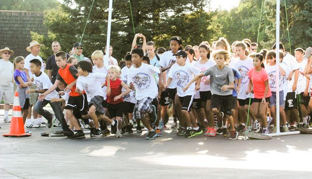 Lodi Seventh-day Adventist School fun run