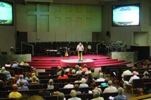 First Baptist Church gives lesson in relationships