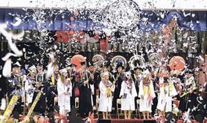 Lodi Academy graduates 29 students