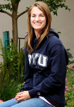 Galt High School valedictorian Ashley Hurst looking at pediatrician career