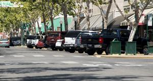 Most parking violations in Downtown Lodi are committed by merchants, city says