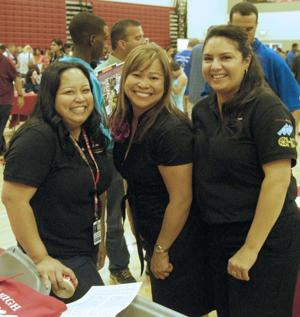 College and Career Night draws a crowd to Lodi High School