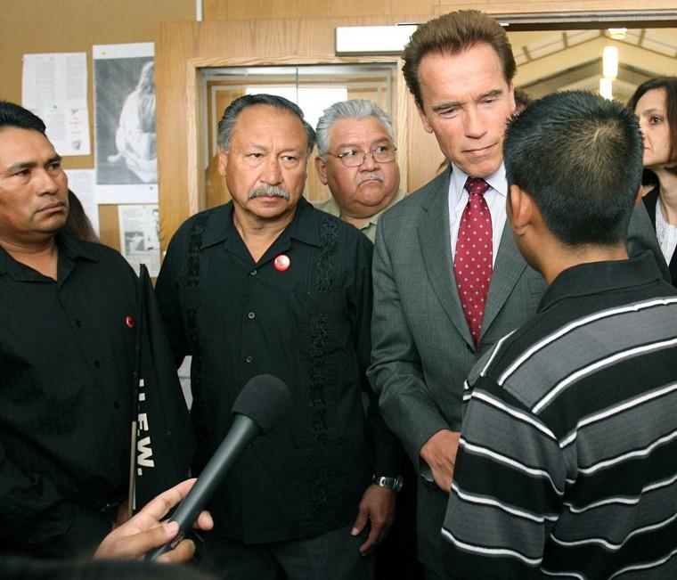 Bill in California would help farmworkers form unions