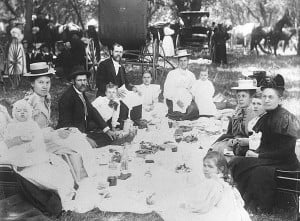 Lodi area's May Day Picnic attracted huge crowd in 1902