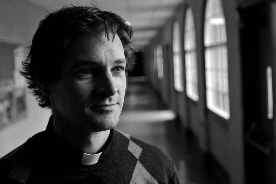 Confronting gangs in Lodi: Father Brandon Ware, St. Anne's Church