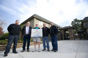 Eagle Construction receives city of Lodi's community improvement award