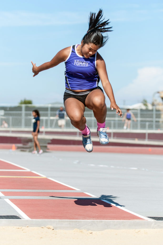 League track and field meets