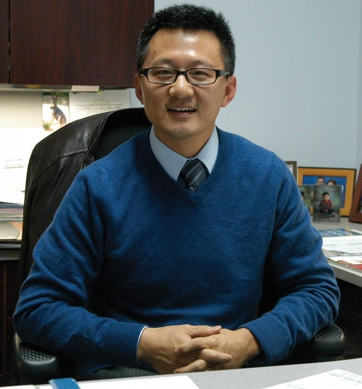 Lodi Unified School District food director Warren Sun focuses on freshness
