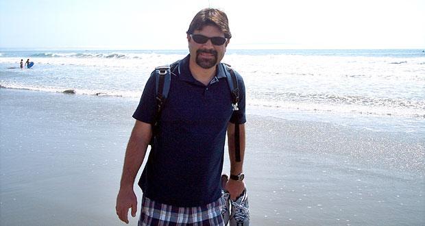 Carlos Villafana, Lawrence Elementary School principal